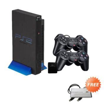 Hardisk Eksternal 60gb jual rekomendasi seller sony playstation 2 console hitam free hdd