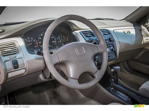 Honda Accord 2001 Interior by 2001 Honda Accord Lx Sedan Interior Color Photos