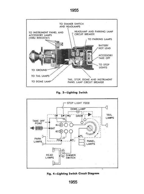 10+ 1950 Chevy Truck Light Switch Wiring Diagram - Truck