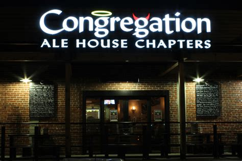 congregation ale house gallery congregation ale house