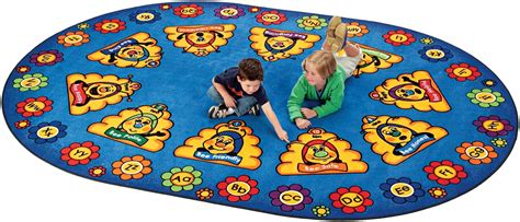 busy bee abc learning rug cfk43xx carpets for