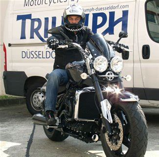 Motorrad Tuning D Sseldorf by Details Zum Custom Bike Triumph Rocket Iii Roadster Des