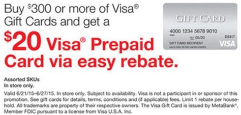 can you make purchases with a visa gift card news you can use 20 visa gift cards save 60 at