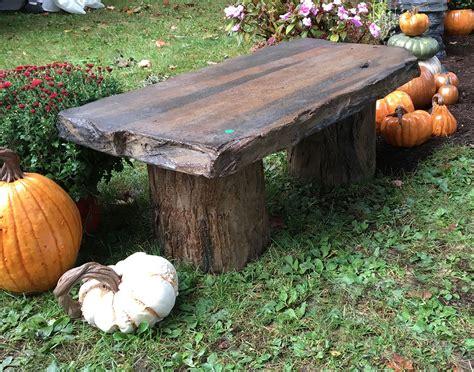 Memorial Concrete Benches by Concrete Memorial Log Bench