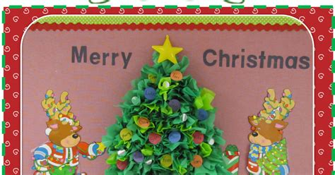 unwrap good behavior christmas bulletin board teaching times 2 tree tissue paper bulletin board