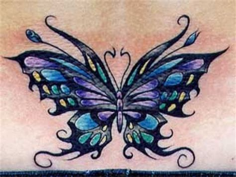 butterfly tattoo color meaning butterfly tattoos part 04 mazapilones tattoos
