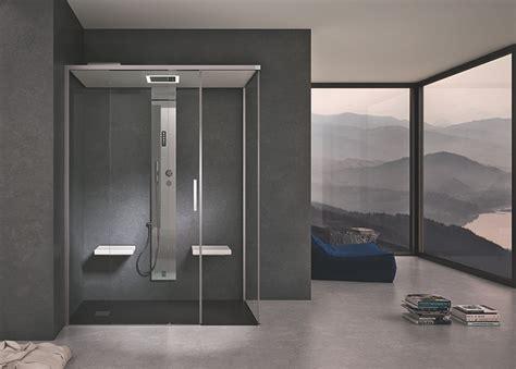 doccia grande la colonna g steam porta l hammam in casa design