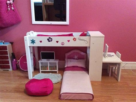 journey doll bed journey girl bunk bed set and bedroom crafts pinterest