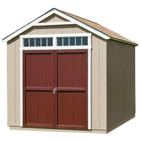 Tool Shed Home Depot by The Tiny Tool Shed Backyard Escape Project Design Milk