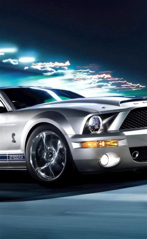 mustang wallpaper hd iphone ford mustang shelby gt500kr hd wallpaper for iphone 4 4s