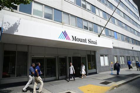 Mount Sinai Detox Nyc by Mount Sinai Chief Neck Cancer Surgeon Saves