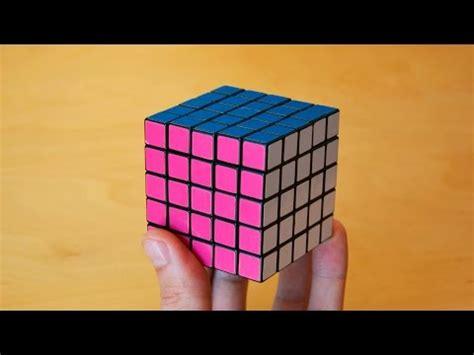tutorial cubo rubik para principiantes como armar el cubo de rubik 5x5 parte 3 how to save
