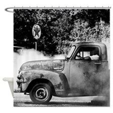 hot rod shower curtain hot rod shower curtains hot rod fabric shower curtain liner
