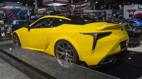 lexus sema 2016 customized lexus lc 500 sema 2016 photo gallery autoblog