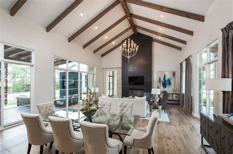 Kelle Contine Interior Design Luxury Home Magazine Parade Of Homes Transitional