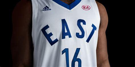 jersey design basketball 2015 nba nba adidas unveil 2016 all star game uniforms