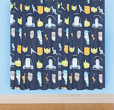 toy story curtains toy story curtains home decorating trends homedit