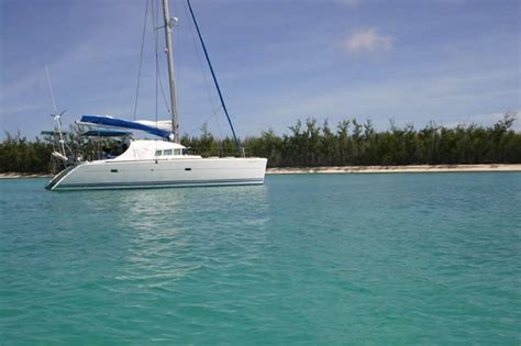 catamaran to the bahamas from florida 41ft cruising sailing catamaran yacht for charter in miami