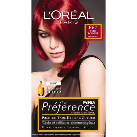 loreal hair dye colors l39oreal superior preference les true brunettes