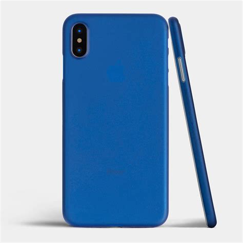 Iphone Ip09 Navy Blue Black ultra thin iphone x by totallee