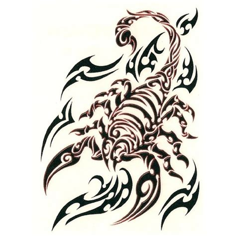 tribal scorpion tattoo designs 28 tribal scorpion tattoos