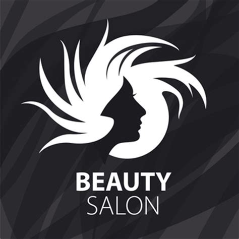 Beauty salon logo design free vector download (77,270 Free vector) for commercial use. format