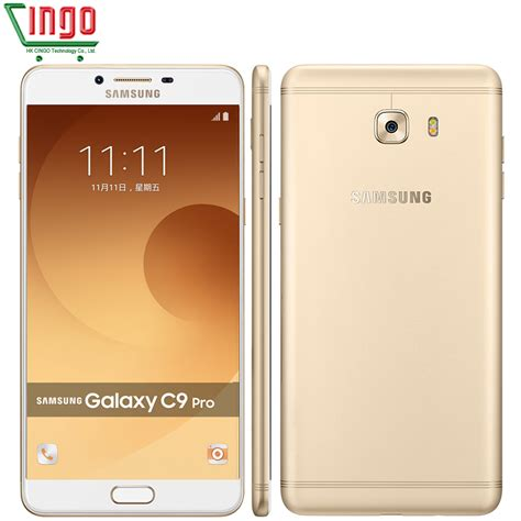 Samsung Galaxy C9 Pro C9000 By Imak Concise Cowboy Gal C9 Pro aliexpress buy original samsung galaxy c9 pro c9000 6gb ram 64gb rom lte octa