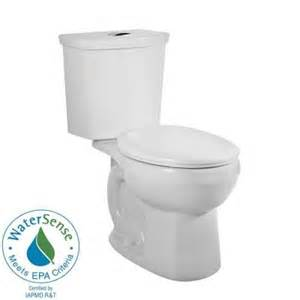 home depot new toilet american standard h2option 2 siphonic 1 6 1 0 gpf