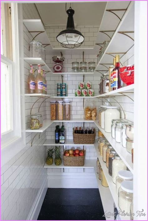 kitchen walk in pantry ideas 10 walk in kitchen pantry design ideas latestfashiontips com