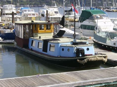 de vries canal barge for sale in usa sausalito