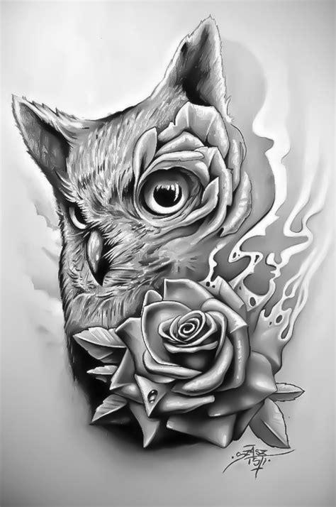 black owl tattoo design pin by bond bond on design pinterest tattoo owl and tatoo