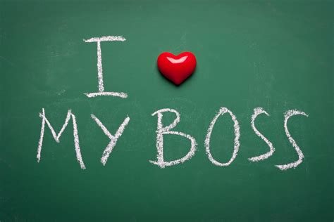 Thank You Letter Boss For New Job 10 signs you have or are a great boss bernard marr