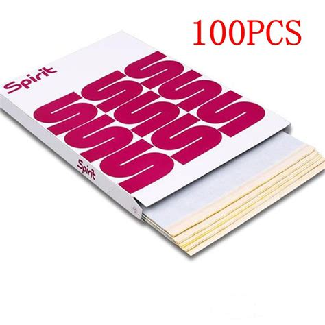 10 tattoo spirit stencil transfer copier paper a4 usa buy 10tattoo thermal stencil transfer paper a4 size spirit