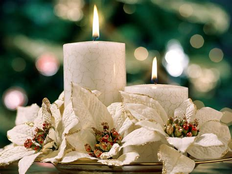 creative inspiring modern christmas candles decorations ideas