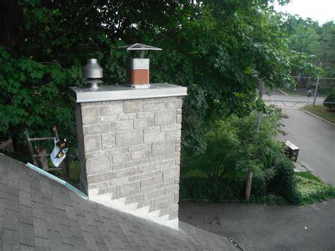 cheminee en brique r 233 paration de chemin 233 e en brique 224 qu 233 bec et l 233 vis