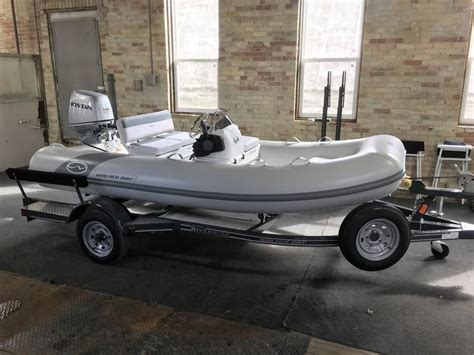 inflatable boats racine wi 2016 walker bay supertender rigid inflatable console