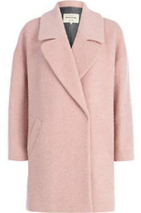 light pink cocoon coat 6 must pink coats from the high shop now