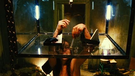 saw 2 bathroom jump scares in saw ii 2005 where s the jump