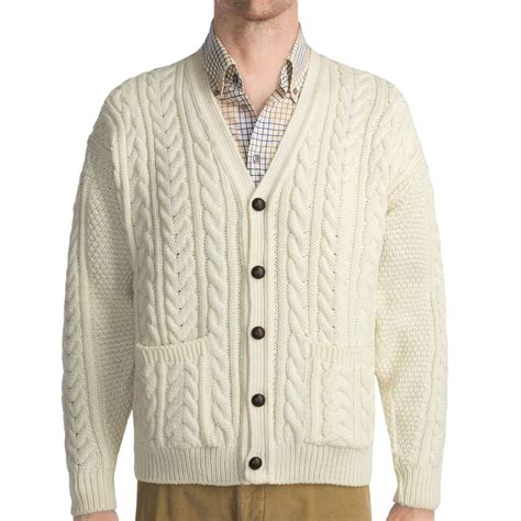 Sale Sweater Jg peregrine by j g cardigan sweater wool for save 49