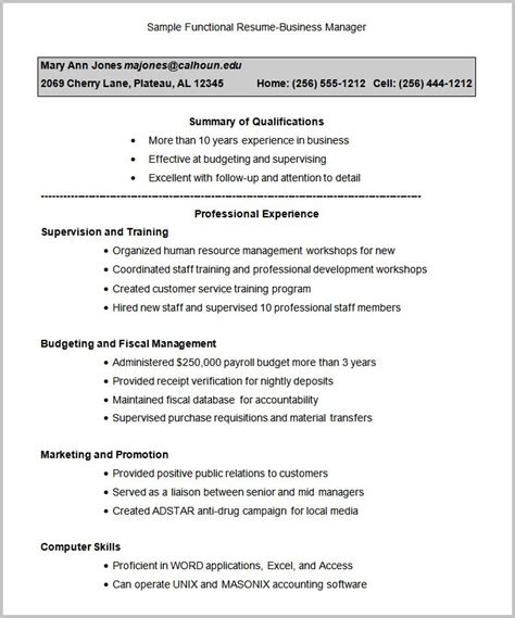 functional executive format resume template free resume templates executive resume resume exles 73pybjmz51
