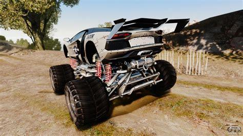 Lamborghini Truck Lamborghini Aventador Lp700 4 Truck For Gta 4