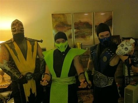 mortal kombat costumes pictures   images  facebook tumblr pinterest  twitter