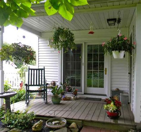 back porch ideas casual cottage pam s english cottage porch house ideas front porch