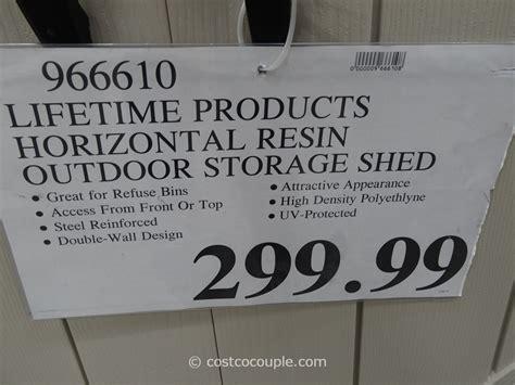 costco outdoor storage cabinet resin horizontal storage shed best storage design 2017