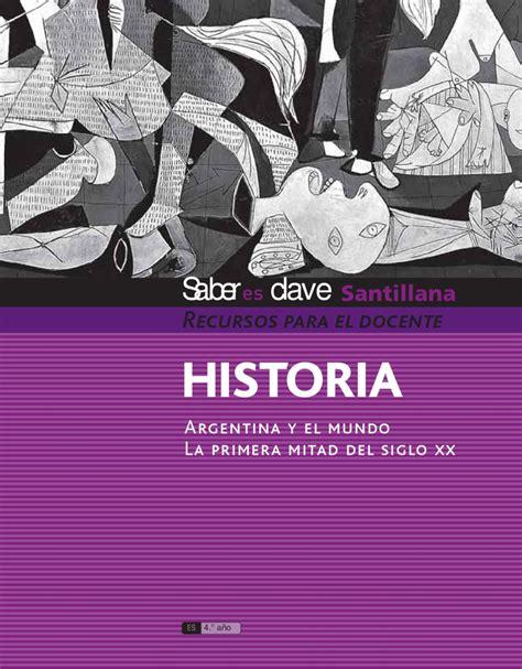 santillana quinto ao libro historia argentina 4 186 by marcela lalia issuu