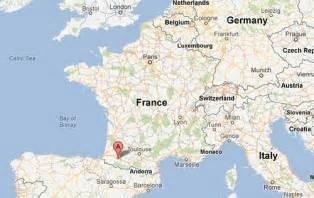 Pau France Map by Pau France Google Maps Printscreen Abbigail Bishop