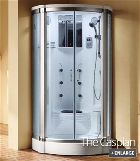 Shower Enclosures Complete by Steam Shower Enclosures Walk In Steam Enclosure The