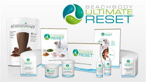 Ultimate Detox Beachbody by Ultimate Reset Thankfit