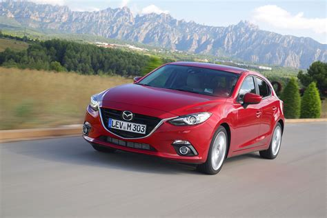mazda 3 1 5 skyactiv review pictures auto express