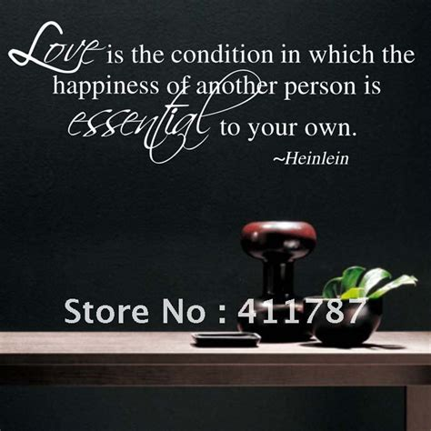 english love themes free shipping love theme english quote removeable pvc wall